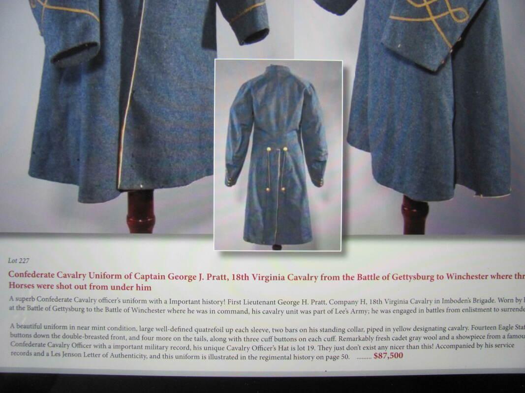 Uniforms - Midwest Civil War Relics